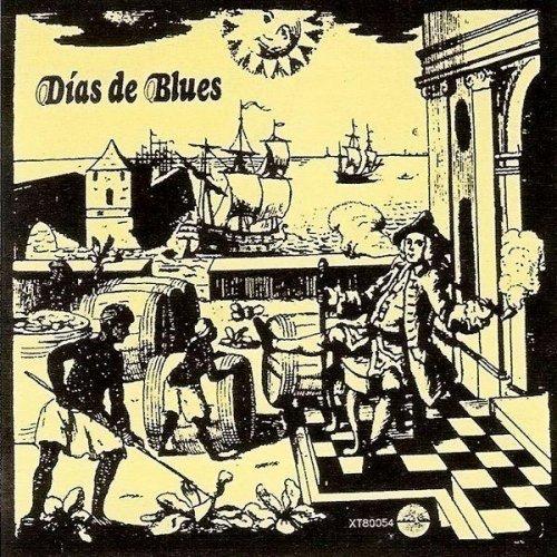Dias De Blues - Dias De Blues (1972)