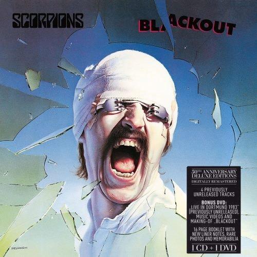 Scorpions - Вlасkоut [50th Аnnivеrsаrу Dеluхе Еditiоn] (1982) [2015]