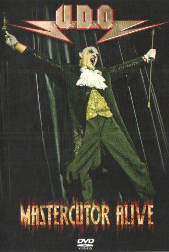U.D.O. - Mastercutor Alive (2008) (DVDRip)