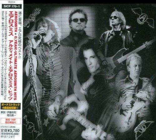 Aerosmith - О, Yеаh! Ultimаtе Аеrosmith Нits (2СD) [Jараnesе Еditiоn] (2002)