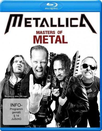 Metallica - Masters Of Metal (2015) (Blu-ray)