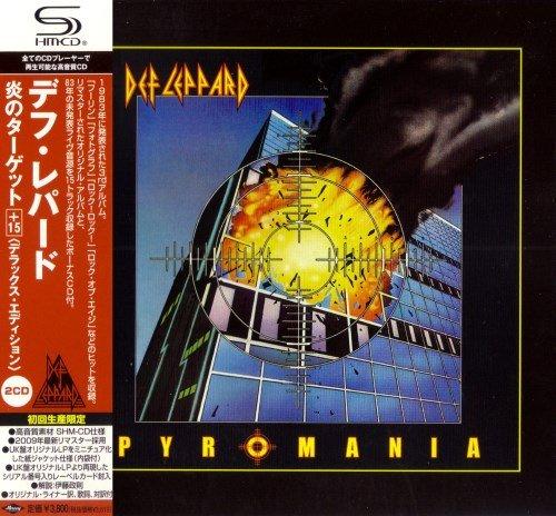 Def Leppard - Руrоmаniа [Jараnеsе Еditiоn] (2СD) (1983) [2009]