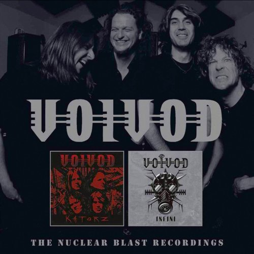 Voivod - The Nuclear Blast Recordings (Katorz & Infini) (Reissued) (2018)