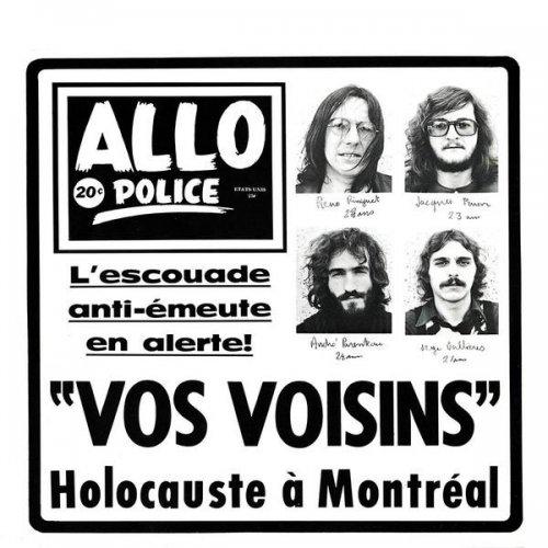 Vos Voisins - Holocauste A Montreal (1971)