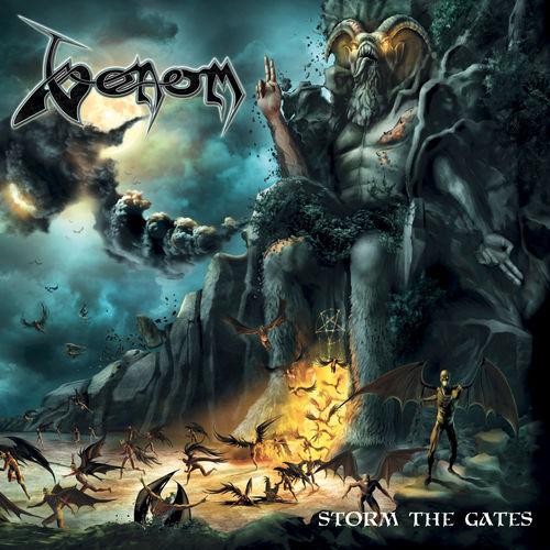 Venom - Discography (1980 - 2018)