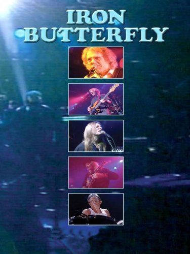 Iron Butterfly - Concert and Documentary Europe 1997