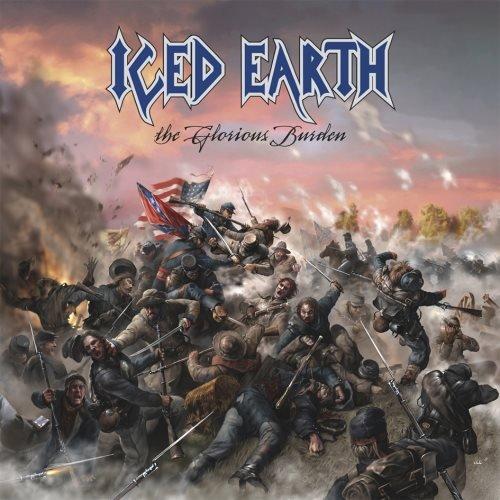 Iced Earth - Тhе Glоriоus Вurden [2СD] (2004)