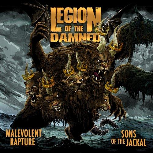 Legion of the Damned - Malevolent Rapture / Sons of the Jackal (2019)
