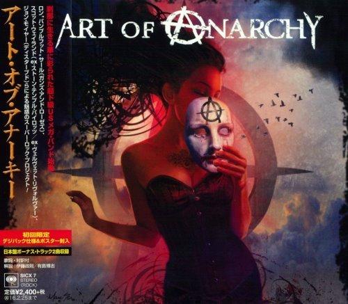 Art Of Anarchy - Аrt Оf Аnаrсhу [Jараnesе Еditiоn] (2015)