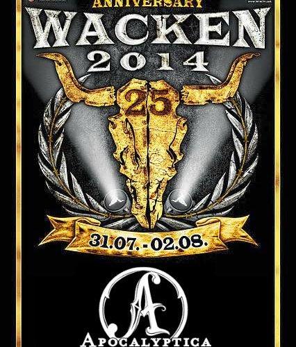 Apocalyptica & Avanti! Chamber Orchestra - Live at Wacken Open Air 2014