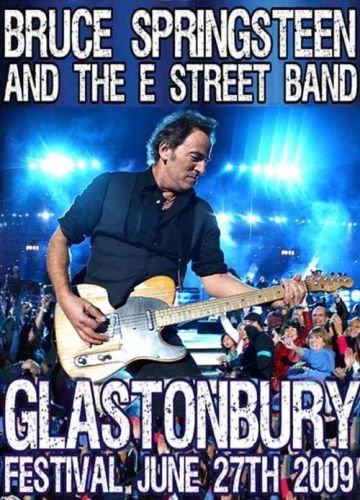 Bruce Springsteen - Live At Glastonbury (2009)