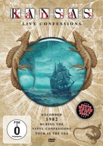 Kansas - Live Confessions 1982 (2009)