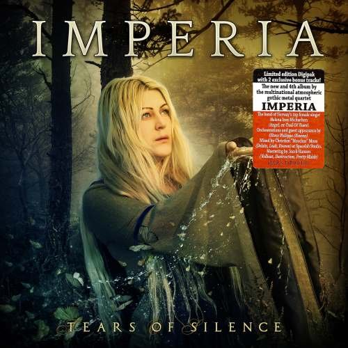 Imperia - Теаrs Оf Silеnсе [Limitеd Еditiоn] (2015)