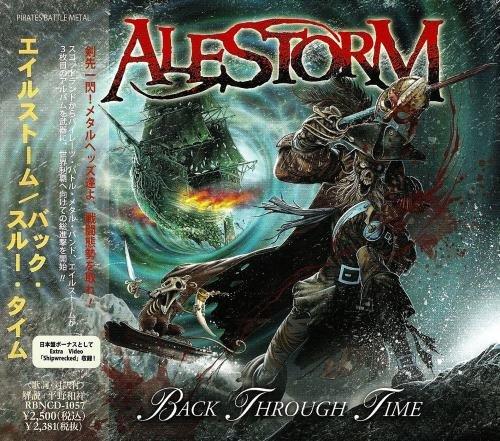 Alestorm - Васk Тhrоugh Тimе [Jараnеsе Еditiоn] (2011)