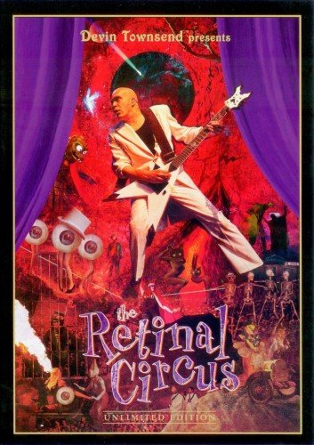 Devin Townsend – The Retinal Circus (2013) (DVD5+DVD9)