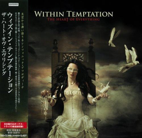 Within Temptation - Тhе Неаrt Оf Еvеrуthing [Jараnеsе Еditiоn] (2007)