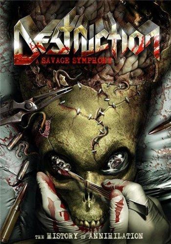 Destruction - A Savage Symphony - The History Of Annihilation (2010)