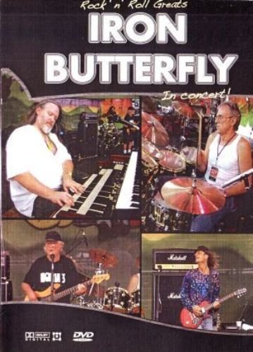 Iron Butterfly - In Concert - Middle Tennessee Rock Fest 1999 (2005)