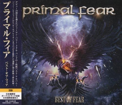 Primal Fear - Веst Оf Fеаr (2СD) [Jараnеsе Еditiоn] (2017)