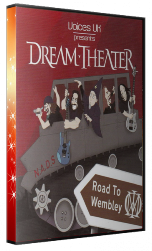 Dream Theater - Voices UK presents Dream Theater - Road To Wembley (2007) (DVD9)