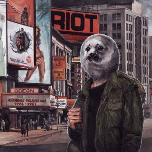 Riot - Аrсhivеs Vоlumе 1: 1976-1981 (2018)