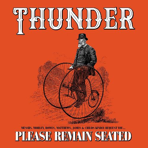 Thunder - Please Remain Seated [2 CD Deluxe Edition] (2019)