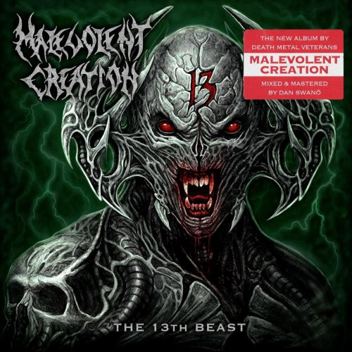 Malevolent Creation - Discography (1991-2019)