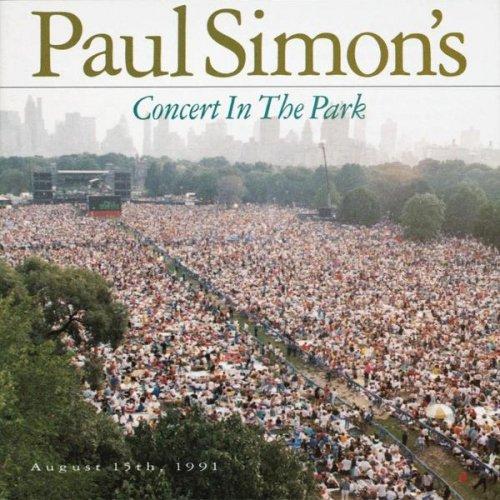 Paul Simon - Concert In The Park (1991)