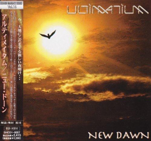 Ultimatium - Nеw Dаwn [Jараnеsе Еditiоn] (2004)