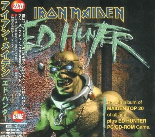 Iron Maiden - Еd Нuntеr (2СD) [Jараnеsе Еditiоn] (1999)