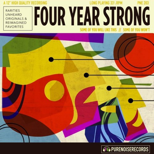 Four Year Strong - Discography (2003-2017)