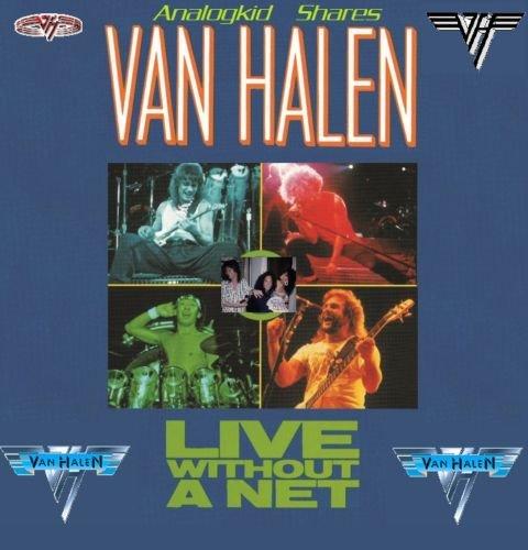 Van Halen - Live Without A Net (1986/2018)
