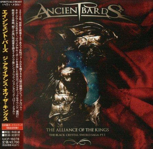 Ancient Bards - Тhе Аlliаnсе Оf Тhе Кings [Jараnеsе Еditiоn] (2010)