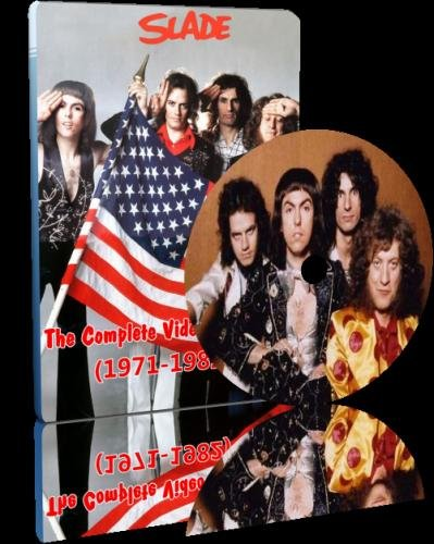 Slade - Video Collection VH1 1971-1982
