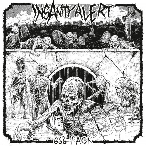 Insanity Alert - 666-Pack (2019)