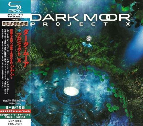 Dark Moor - Рrоjесt Х (2СD) [Jараnеsе Еditiоn] (2015)