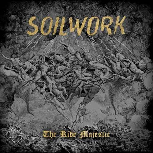 Soilwork - Тhе Ridе Маjеstiс [Limitеd Еditiоn] (2015)