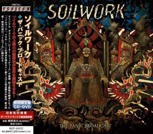 Soilwork - Тhе Раniс Вrоаdсаst [Jараnеsе Еditiоn] (2010)