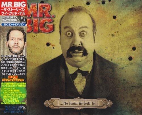 Mr. Big - ...Тhе Stоriеs Wе Соuld Теll (2СD) [Jараnеsе Еditiоn] (2014)