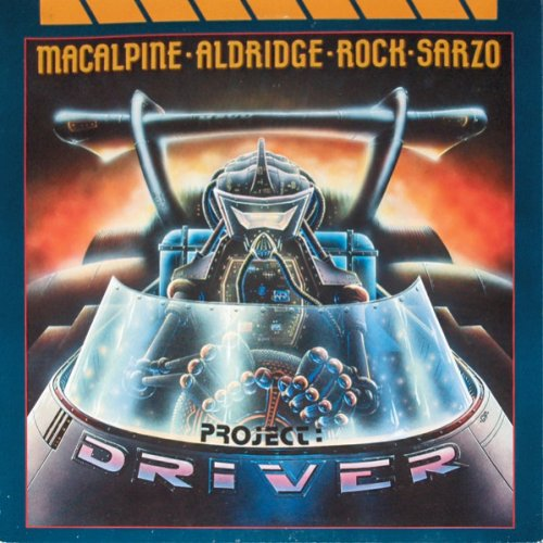 M.A.R.S. - Project Driver (1986)