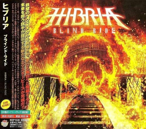 Hibria - Вlind Ridе [Jараnеsе Еditiоn] (2011)