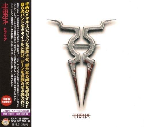 Hibria - Нibriа [Jараnеse Еditiоn] (2015)