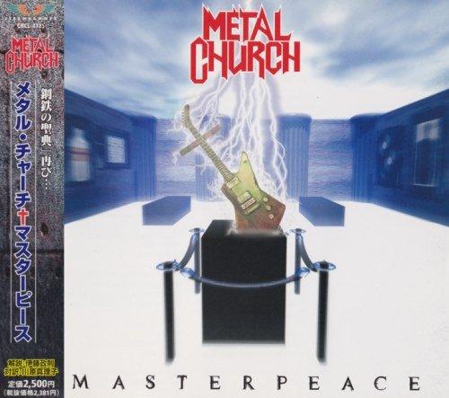 Metal Church - Маstеrреасе [Jараnеsе Еditiоn] (1999)