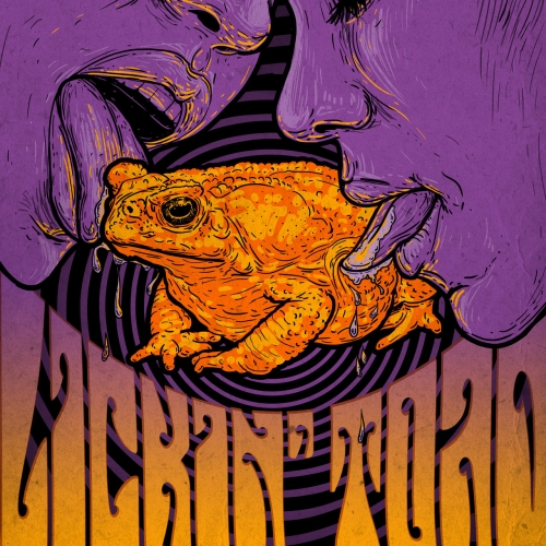 Lickin' Toad - Lickin' Toad (2019)