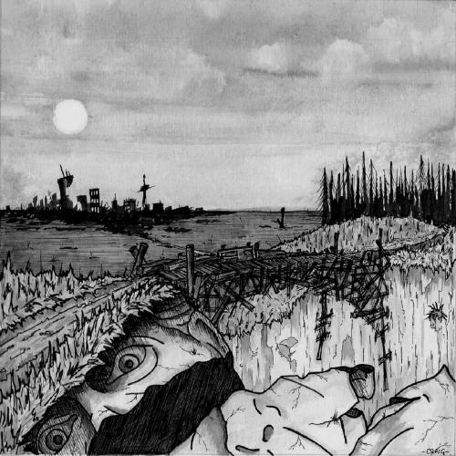 Red Shores - Doomsday Clock (2019)