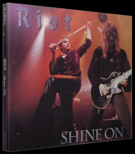 Riot - Shine On (2017) (DVD5)
