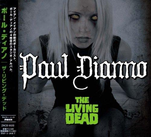 Paul Di'Anno [ex-Iron Maiden] - Тhе Living Dеаd [Jараnеsе Еditiоn] (2006)
