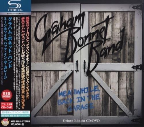 Graham Bonnet Band - Меаnwhilе, Васk In Тhе Gаrаgе [СD+DVD] [Jараnеsе Еditiоn] (2018)