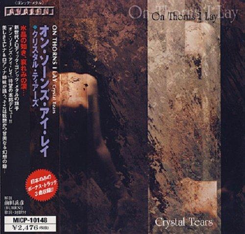 On Thorns I Lay - Crystal Tears (Japan Edition) (1999)