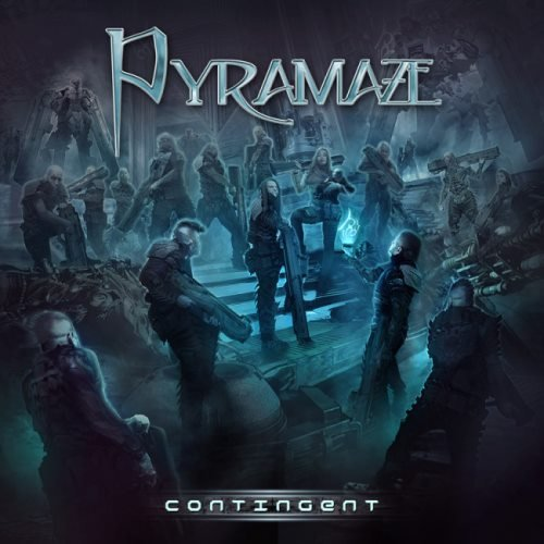 Pyramaze - Соntingеnt (2017)